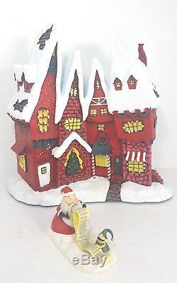nightmare before christmas town shops sandy claus hawthorne village - Hawthorne Village Nightmare Before Christmas
