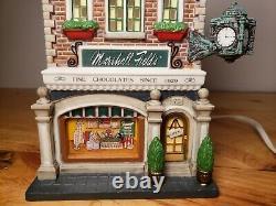 RARE 2004 Department 56 Marshall Field's FRANGO Candy Shop 06300 MINT