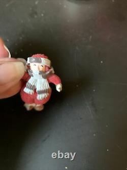 RARE Dept 56 A Christmas Story Tinsel Tree (2005) GUC Lights Up Works Movie