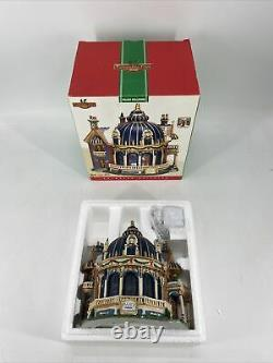 RARE Lemax 2003 Coventry Cover Palace Ballroom Animated Building 35783