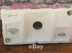 Rare Enesco Its A Wonderful Life Boston Co. Suitcase Store 2005 Series IV with COA