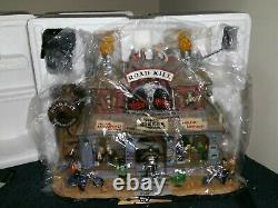 Road Kill Roadhouse 2010 Spooky Town BRAND NEW! Retired