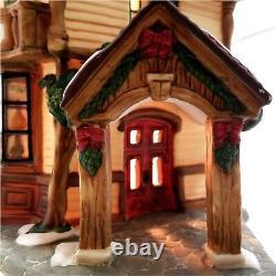 Santa's Workbench 2002 Potion & Pill Apothecary Victorian Series Jo-Ann Stores