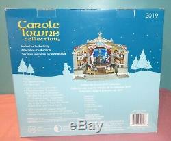 Shirleys Nutcracker Suite Carole Towne Christmas Village 2019 #1293613 NIB