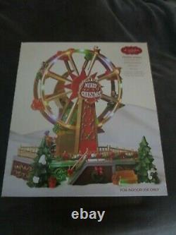St. Nicholas Square Village Ferris Wheel NEW