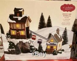 St. Nicholas Square Village House and Gondolas Brand NEW