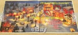 Target It's a Wonderful Life Holiday Village Bedford Falls Sentinel News (F4)