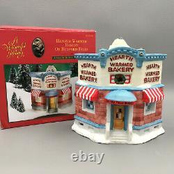 Target Its a Wonderful Life Hearth Warmed Bakery Dayton Hudson Porcelain