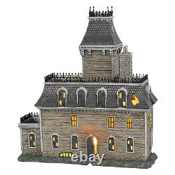 The Addams Family House Department 56 Village Dept Brand NEW 6002948