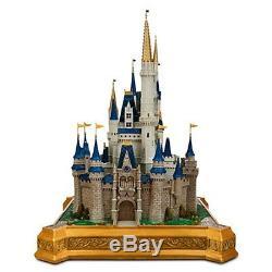 Walt Disney World's CINDERELLA CASTLE SCULPTURE Big/Medium Fig/Figure