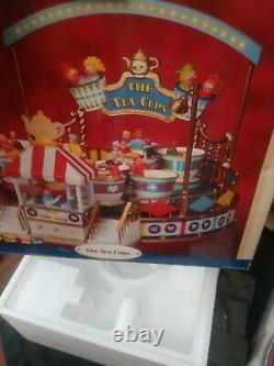 Zinger Cha-cha Skate World Crazy Cars Kiddie Cruise Balloon Ride Starburst Ect